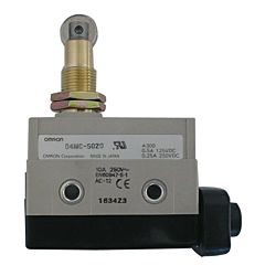Endschalter elektr./mech., max.250V,IP67, max. 10A, rollenbetätigt, 1 Wechslerkontakt