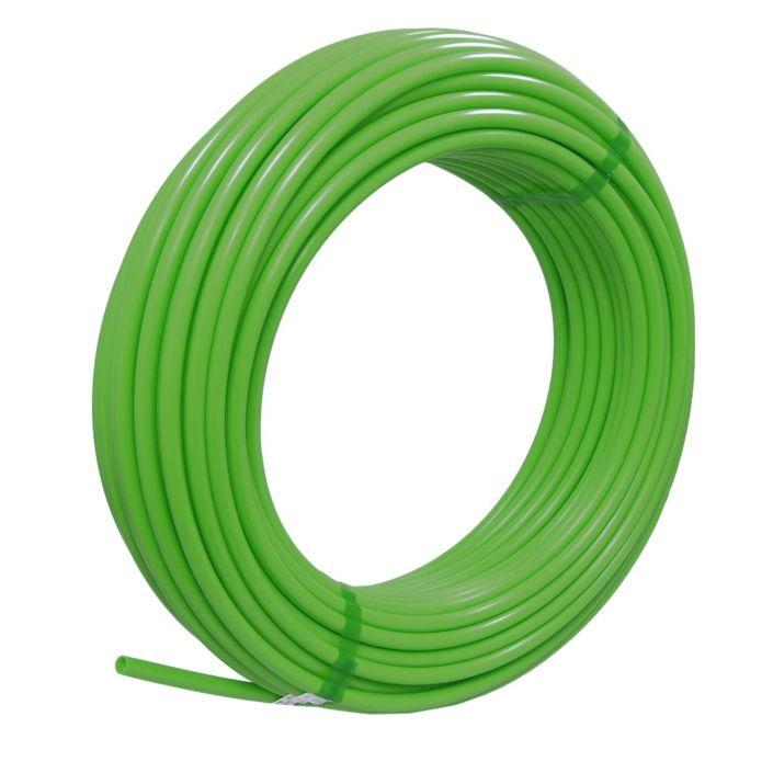 Polyethylenschlauch 10/8, 50m, grün