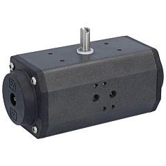 Schwenkantrieb, pneumatisch doppeltwirkend, PTFE-Funktionsbeschichtung