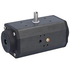 Schwenkantrieb, pneumatisch einfachwirkend, PTFE-Funktionsbeschichtung