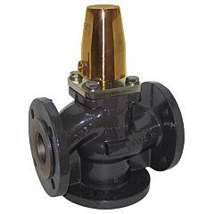 3/2-Druckgesteuertes Ventil, DN40, SK80-Ms., OS, GG/NBR-NBR, PN16, Aufteilfunktion