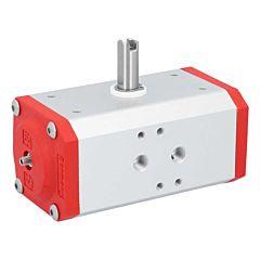 Schwenkantrieb-DW43, DIN, F03/05, 8kt.11, pneumatisch, doppeltwirkend