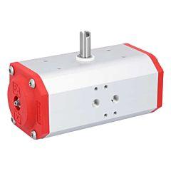 Schwenkantrieb-DW55, DIN, F04, 8kt.14, pneumatisch, doppeltwirkend