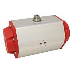 Schwenkantrieb-DW165, DIN, F10/12, 8kt.27, pneumatisch, doppeltwirkend