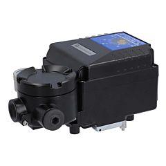 Positionierer, einfach- und doppeltwirkend, ATEX, max. 7bar, Eex md IIB T5, elektr./pneum.