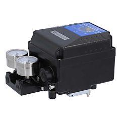Positionierer, einfach- und doppeltwirkend, max. 7bar, IP66, elektrisch/pneumatisch