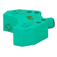 Doppelsensor, 10-30VDC, IP67, LED (gelb), Anschlußart: Gerätestecker M12x1