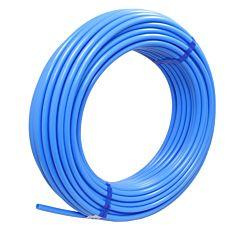 Polyethylenschlauch 10/8, 50m, blau