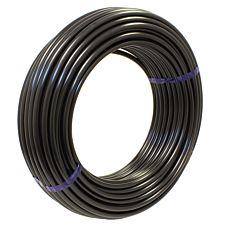 Polyethylenschlauch  6/4, 50m, schwarz