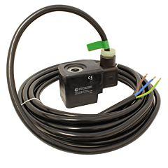 Spule, 230VAC, ATEX, 10W, 5m Kabel, 100% ED