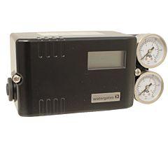 für Positionierbetrieb, elektropneumatisch, max. 7bar, IP66, 4-digit LCD